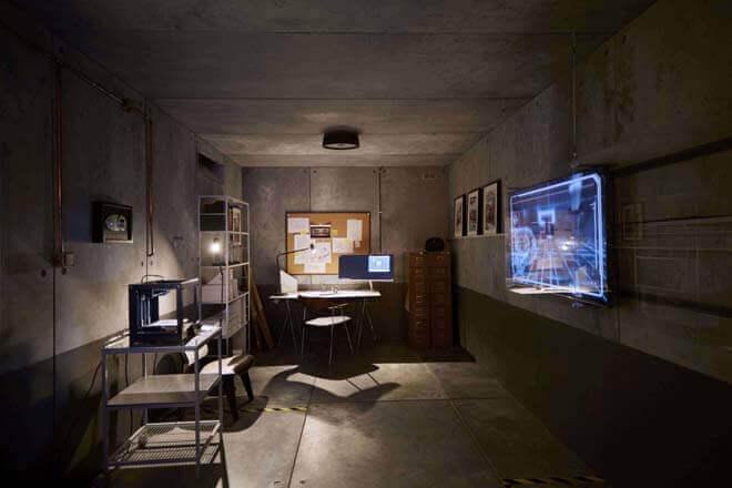The e-tron room: el primer escape room de Audi presenta el futuro de la conducción eléctrica