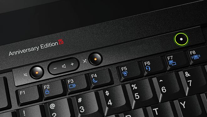ThinkPad Edición 25 aniversario