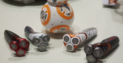 afeitadoras Philips Star Wars