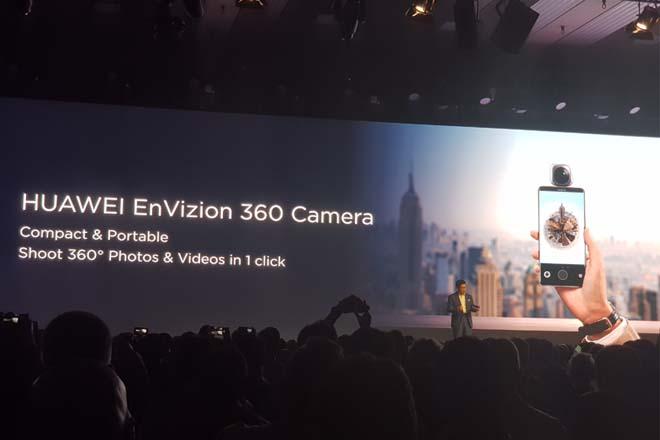 Cámara Huawei EnVizion 360