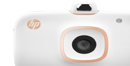 cámara instantánea Sprocket 2 en 1 de HP