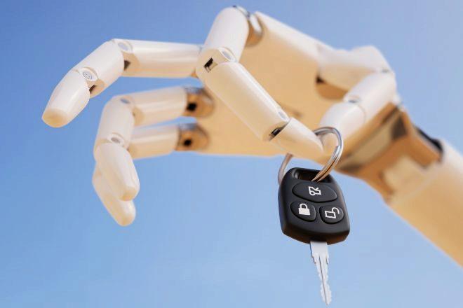 Taxi robot: el futuro del transporte llegará en 2020