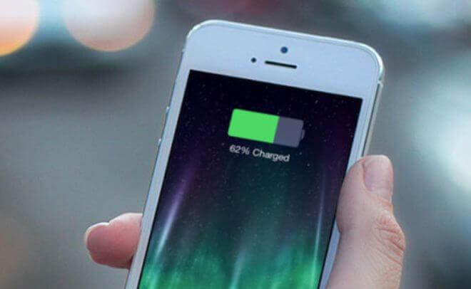iOS 11 descarga la batería del iPhone muy rápido