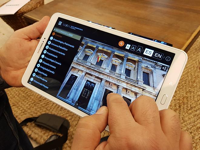 Tecnología al servicio del arte: Samsung digitaliza toda la colección del Museo Arqueológico Nacional