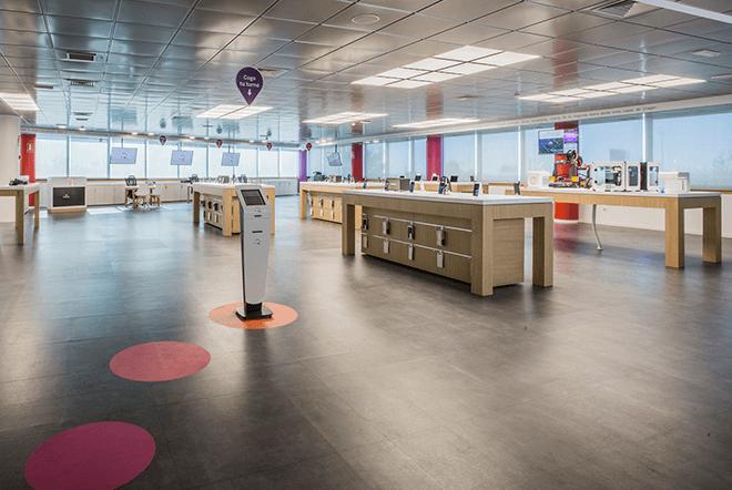 BQ inaugura un nuevo Espacio en Madrid donde las personas son las protagonistas