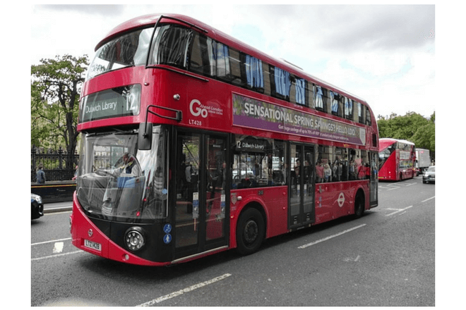 Los buses de Londres utilizarán biodiesel hecho con café