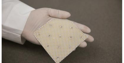 Crean parche eléctrico que combate las infecciones