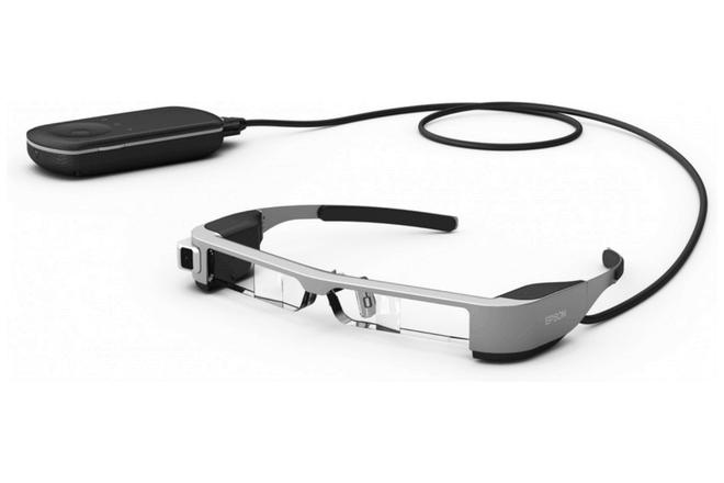 Gafas inteligentes de realidad aumentada para personas con problemas de visión