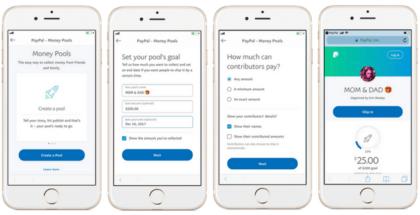 Conoce Money Pool, lo nuevo de PayPal
