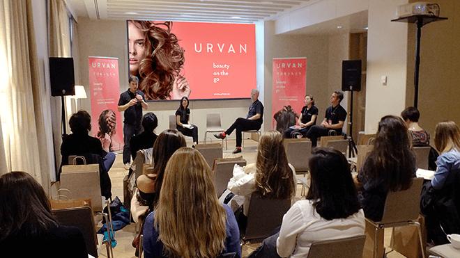 URVAN: la plataforma para pedir citas de belleza a domicilio vía Internet
