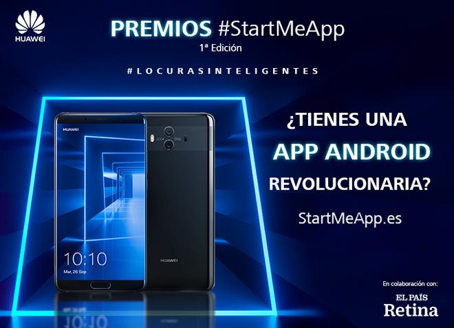 Primera Edición Premios StartMeApp