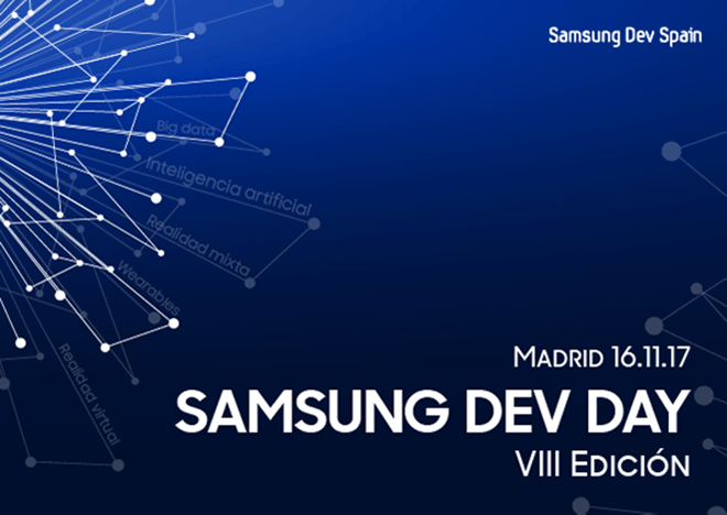 Samsung Dev Day 2017 se centrará en la inteligencia artificial y la realidad virtual