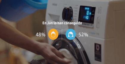 Samsung lanza una nueva campaña  YaNoHayExcusas para concienciar sobre la  igualdad en el reparto de 6e061e7d7237