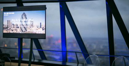 Un estudio de Samsung revela que la tecnología ayuda a grandes y pequeñas empresas a impulsar su productividad y mejorar la seguridad