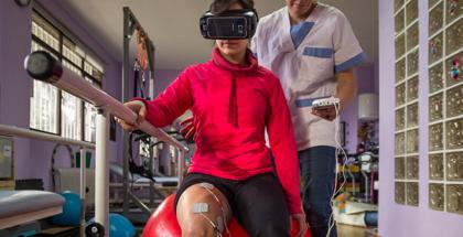 Un método español pionero en Neuro-Rehabilitación con realidad virtual, nombrado Mejor Proyecto VR global del año
