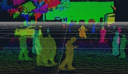 AEye sensor