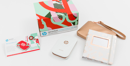 Edición Limitada de HP Sprocket