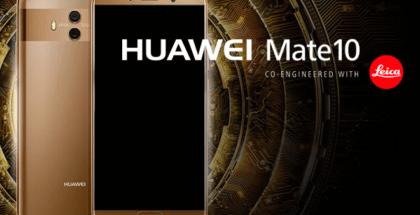 Huawei Mate 10 y su IA crean retratos personalizados a través de un brazo robotizado