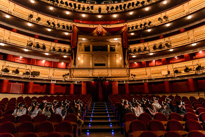 La realidad virtual de Samsung llega al Teatro Real
