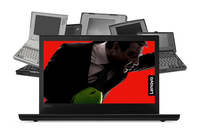 Lenovo hace balance de su negocio en el 25 aniversario de su ThinkPad