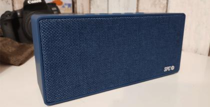 SPC Bang Speaker es ligero