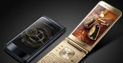 La cámara del Samsung W2018 tiene un sensor de 12 megapíxeles, mientras que la principal o frontal es de 5 megapíxeles