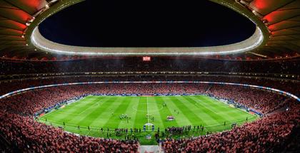 Telefónica se convierte en proveedor tecnológico del Wanda Metropolitano