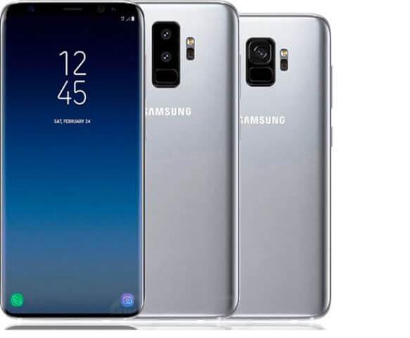 Galaxy S9 y S9+ contarán con iris de mayor resolución