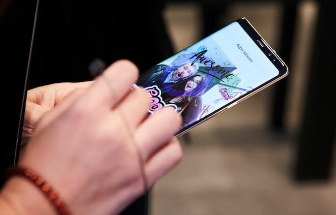 Samsung abre una tienda de experiencias tecnológicas en el Corte Inglés de Callao