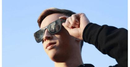 Con estas gafas de sol inteligentes puedes grabar y compartir contenido en tus redes sociales