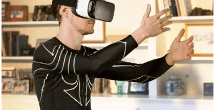 Convierte tu torso en un control de videojuegos con esta camiseta inteligente