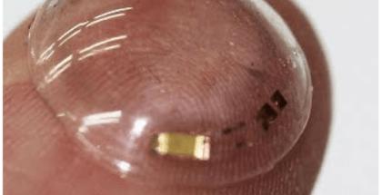 Crean lentillas inteligentes para diabéticos que detectan el nivel de glucosa en la sangre