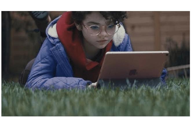 Apple predice el fin de los ordenadores en este anuncio del iPad Pro
