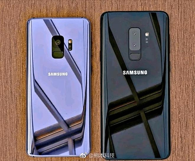 El diseño del Galaxy S9 se revela a pocas semanas de su lanzamiento
