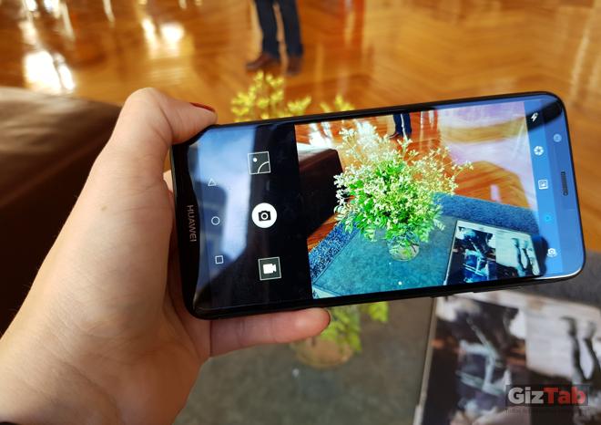 Excelentes tomas y colores con la cámara del Huawei P smart