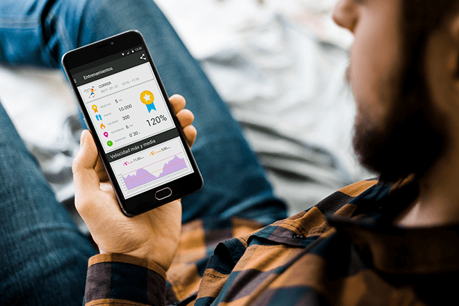 La app Smartee de SPC se actualiza para ayudarte a conseguir tus propósitos fitness 2018