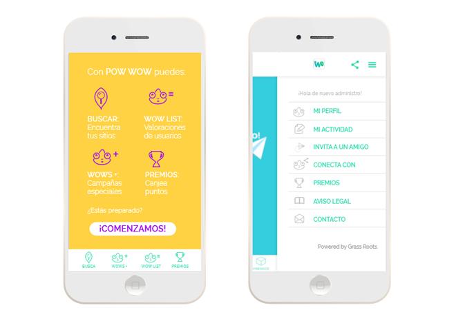 Pow Wow: una aplicación para ganar premios por compartir tus opiniones