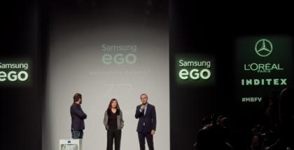 Palabras de Celestino García en el Samsung EGO Innovation Project