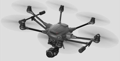 Así son los nuevos drones de Yuneec que vimos en el CES 2018