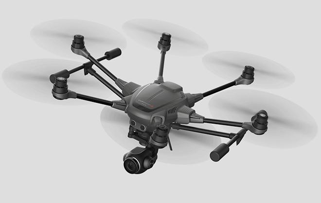Yuneec presenta en CES 2018 tres nuevos drones