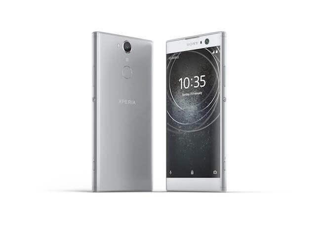 Sony en el CES 2018 presentó nuevos móviles para el Xperia XA2