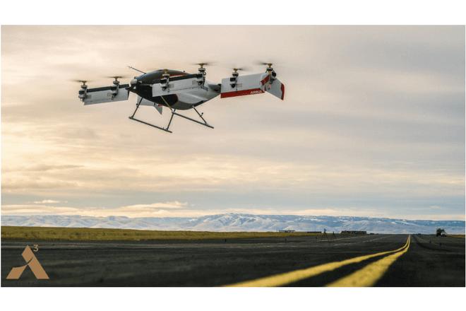 Así fue el primer vuelo del coche volador de Airbus