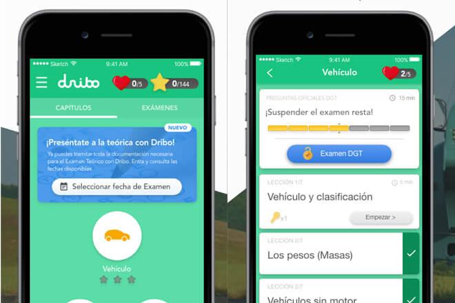 Sacar el carnet de conducir por libre y en Internet sería posible con esta aplicación