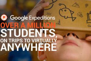 Juego de realidad virtual para niños