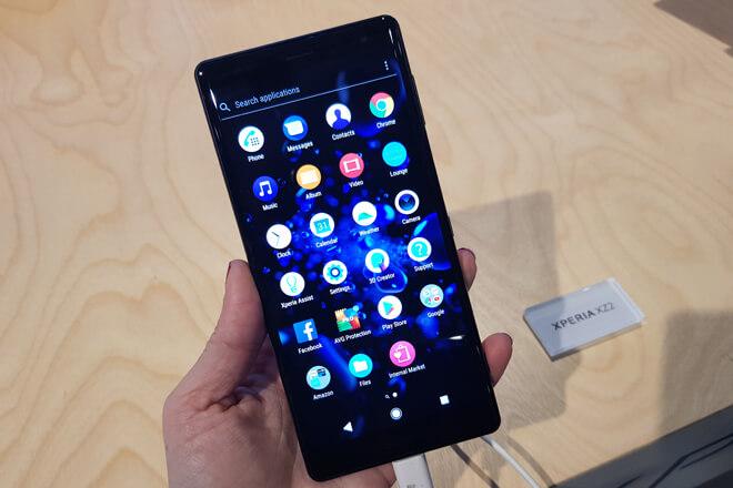 Sony Xperia XZ2 se hace oficial: el nuevo móvil con pantalla HDR
