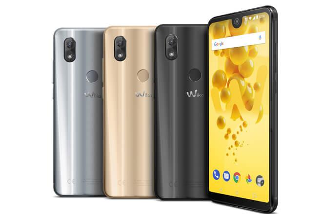 Wiko View2 y View2 Pro, los nuevos gama media de Wiko son oficiales