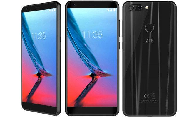 ZTE Blade V9 se presentará en el MWC 2018