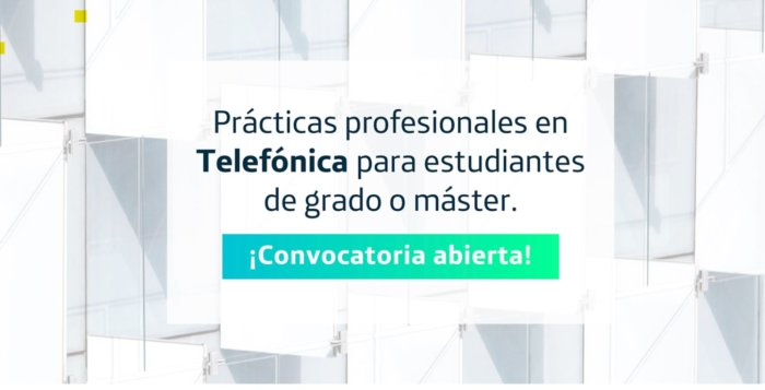 Telefónica convoca las becas Talentum  para estudiantes y recién titulados