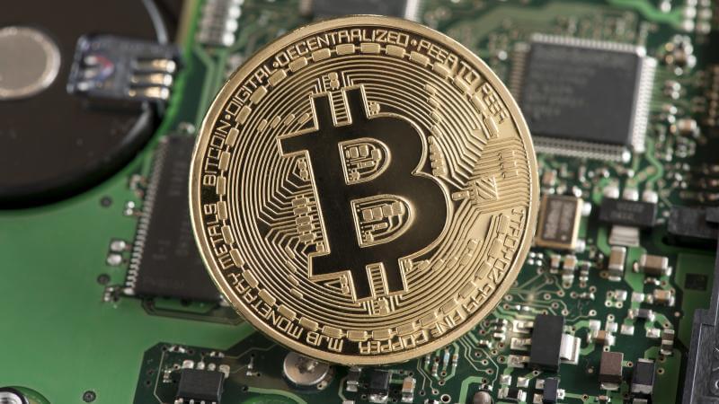 minería de bitcoins