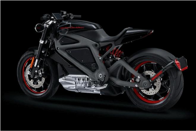 Primera moto eléctrica de Harley Davidson